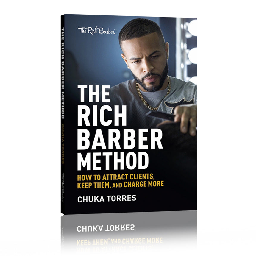 The Rich Barber Method Book (Softcover ONLY)