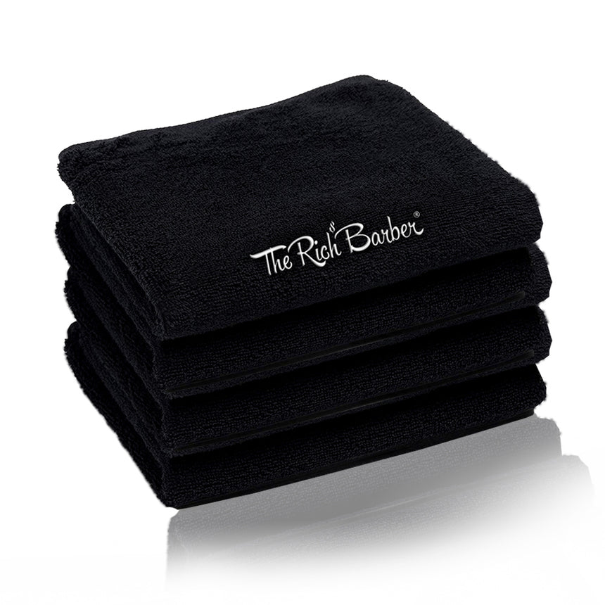 Professional Grooming Towels, 4 pack