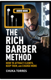 The Rich Barber Method Audio Book (Audio Only)