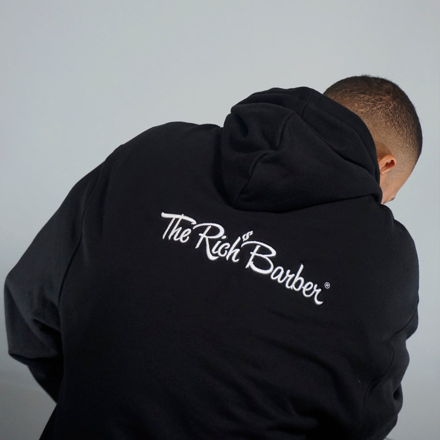 The Rich Barber Official Hoodie