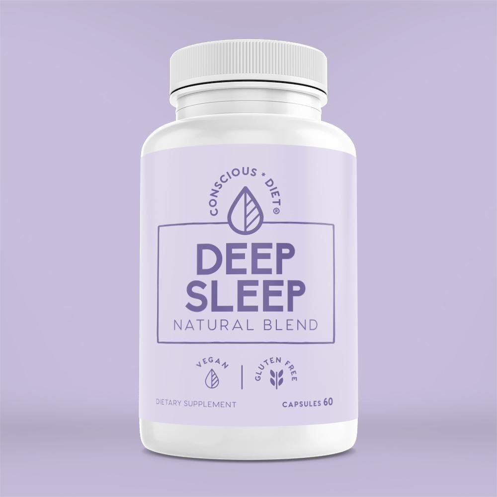 Deep Sleep - Conscious Diet
