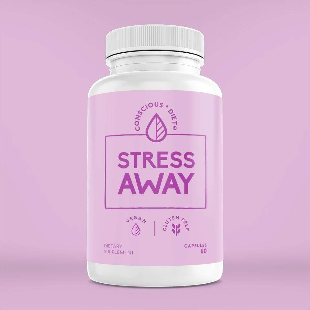 Stress Away - Conscious Diet