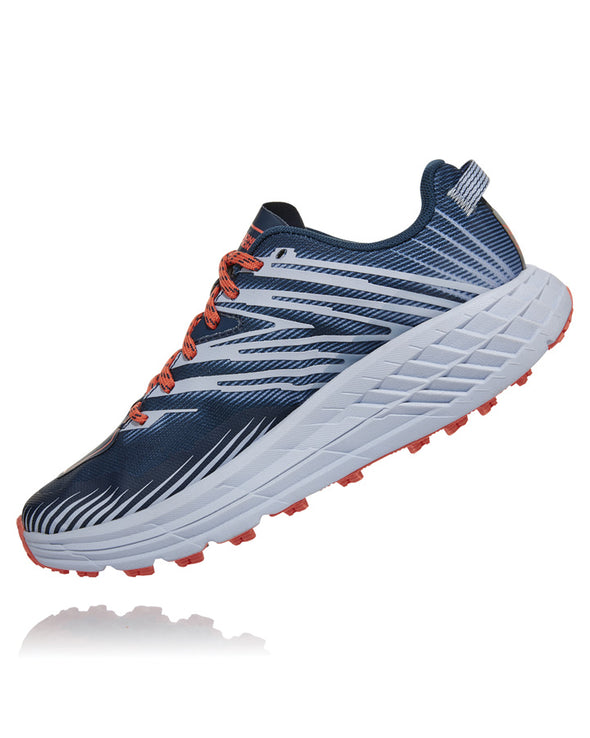 Hoka Speedgoat 4 Wide Women's Majolica Blue Heather