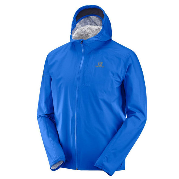 Salomon Bonatti WP Jacket Nautical Blue