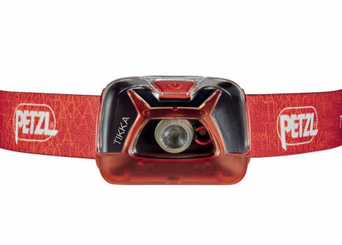 Petzl Tikka Red Headlamp