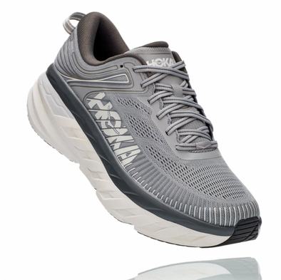 Hoka Bondi 7 Wide Men's Wild Dove