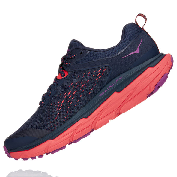 Hoka One One Challenger ATR 6 Wide Women's Black Iris