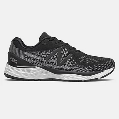New Balance Fresh Foam 880v10 Wide Men's Black White