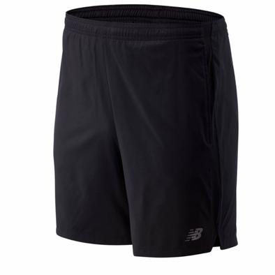 New Balance Accelerate 7 Inch Shorts Mens Black