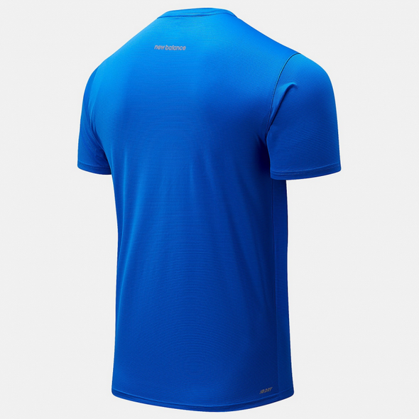 New Balance Accelerate Running T'shirt Men's Cobalt