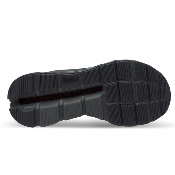 On Cloudstratus Men's Black Shadow
