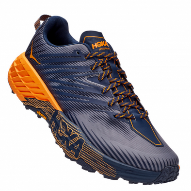 Hoka Speedgoat 4 Men's Black Iris