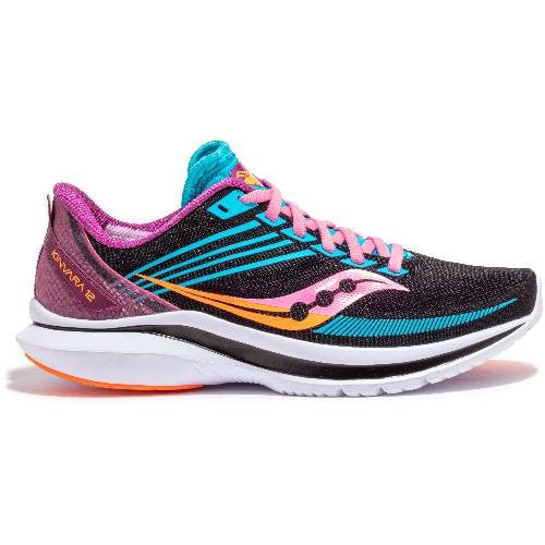 Saucony Kinvara 12 Women's Future Black