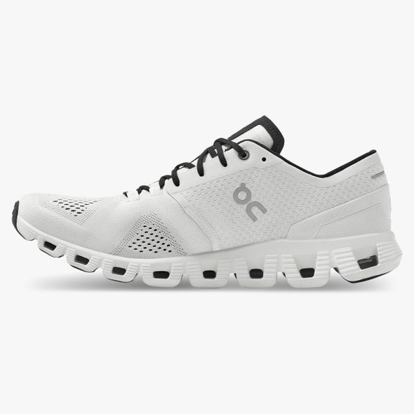 On Running Cloud X Women's White Black