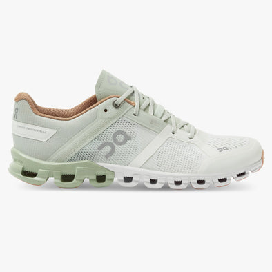 On Running Cloudflow Women's Aloe White