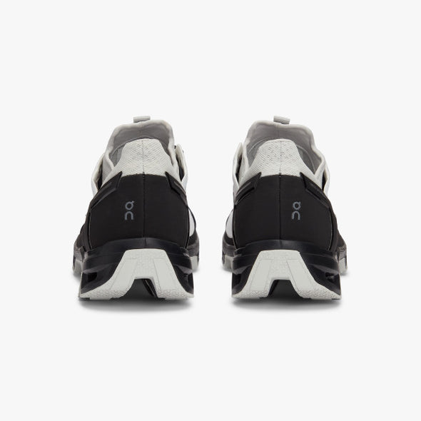 On Cloudventure Peak Men's White Black