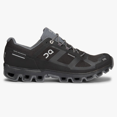 On Cloudventure Waterproof Men's Black Graphite