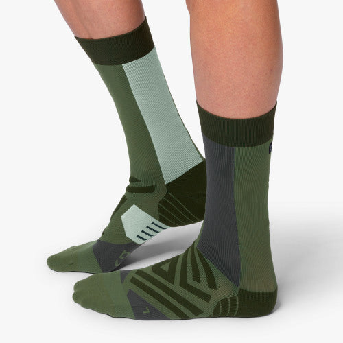 On Running High Sock Men's Forest Moss