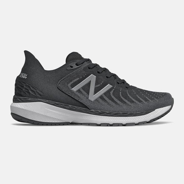 New Balance Fresh Foam 860v11 2E Wide Men's Black White