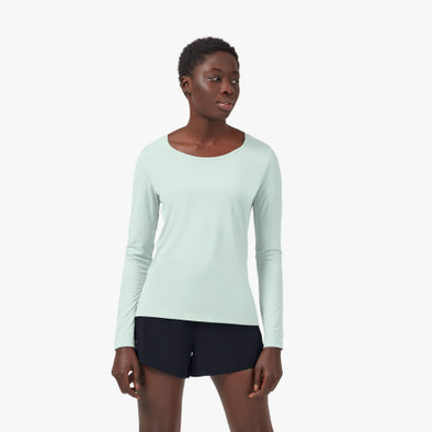 On Running Performance Long-T Women's Mineral