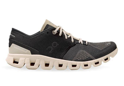 On Running Cloud X Women's Black Pearl