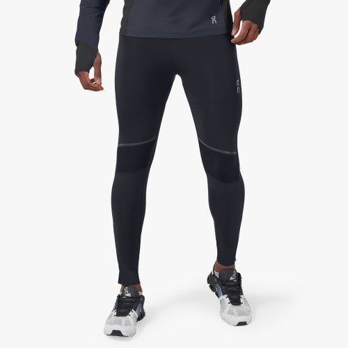 On Running Tights Long Men's Black