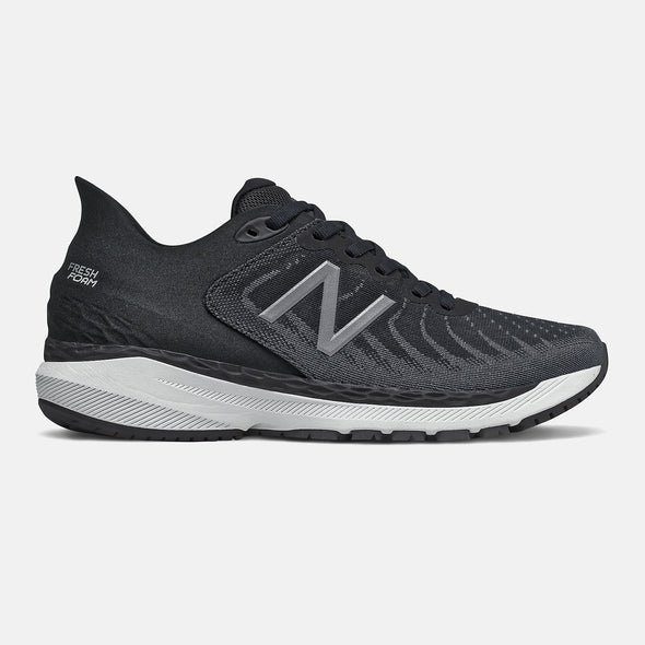 New Balance Fresh Foam 860v11 D Wide Women's Blk / white