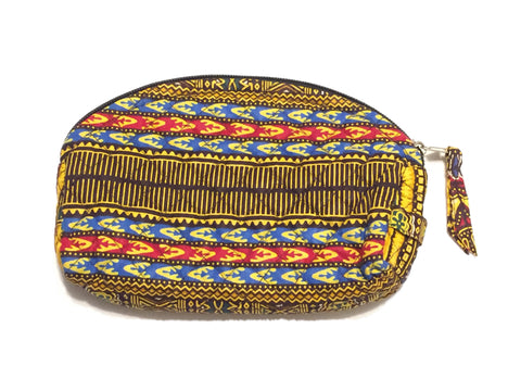 Black Masala-Small Cosmetics bag
