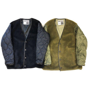 Quilted Sleeve Boa JKT/NOR-0125