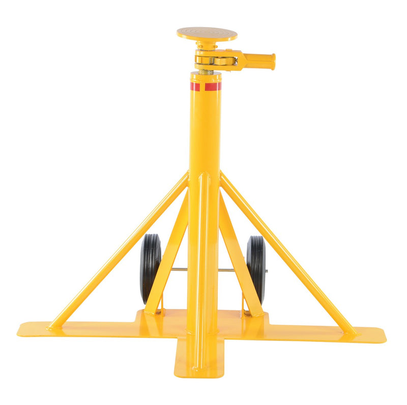 Big Foot Stabilizing Trailer Jack - front