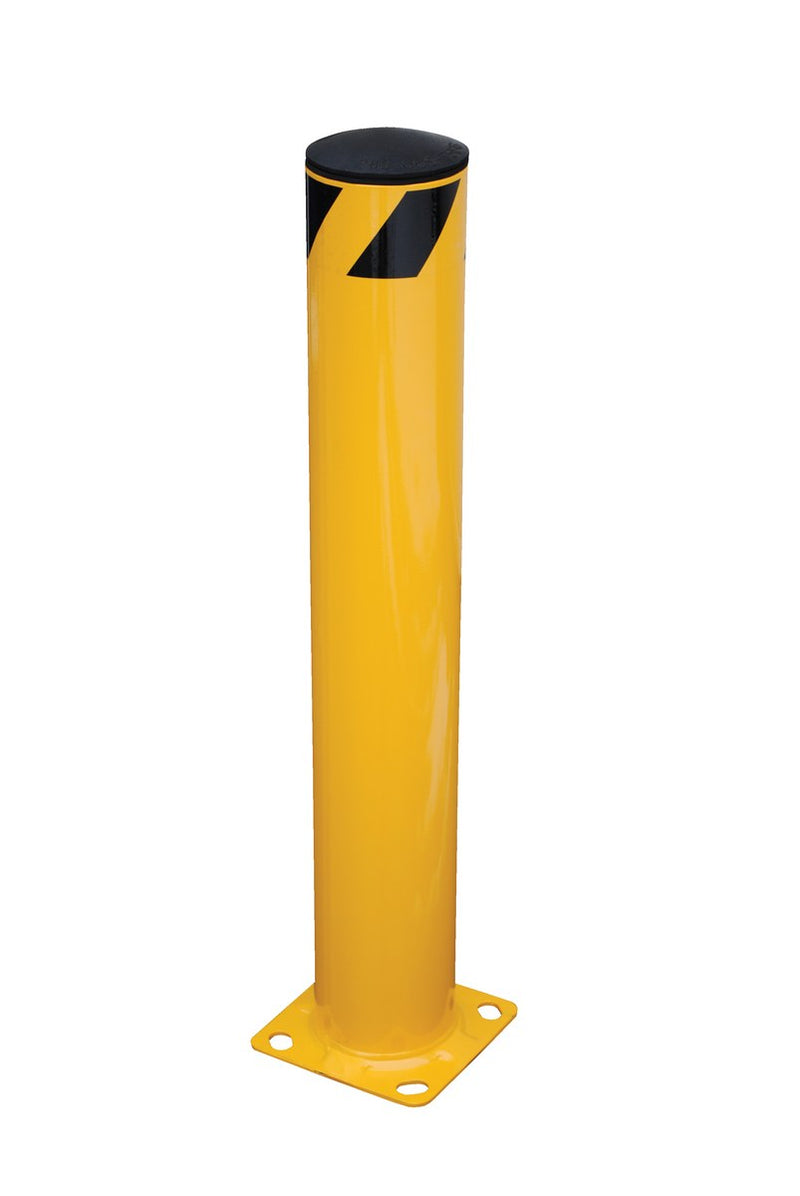 Steel Pipe Safety Bollards
