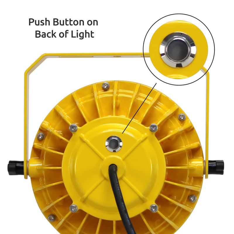 Dock Light Push Button