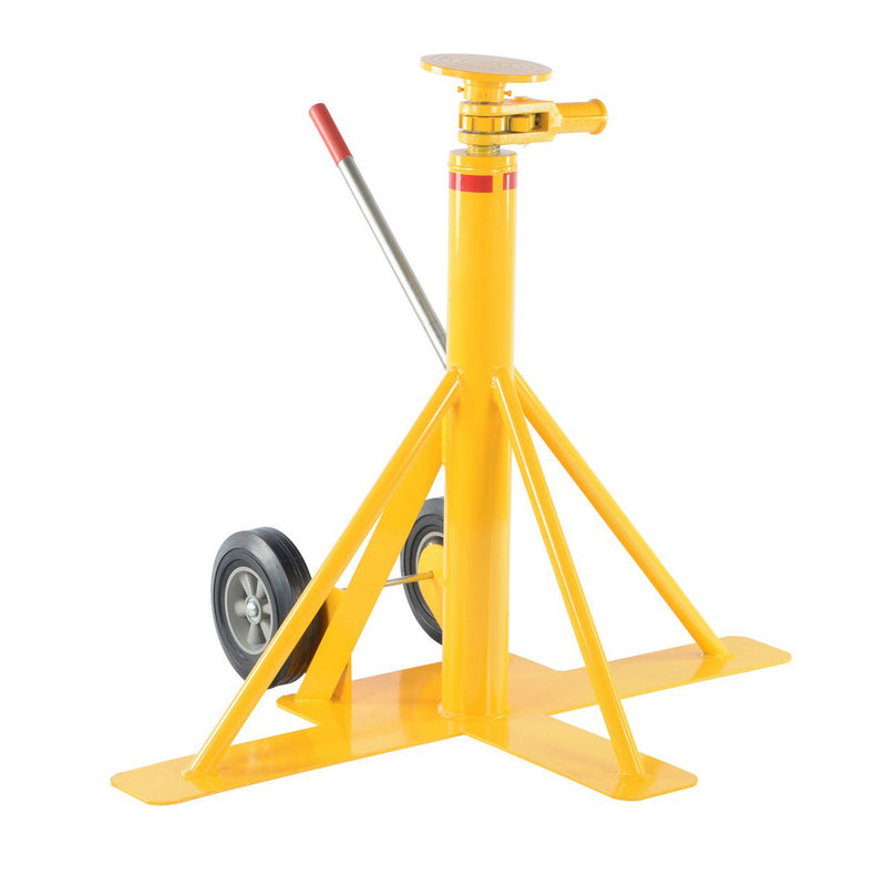 Big Foot Stabilizing Trailer Jack