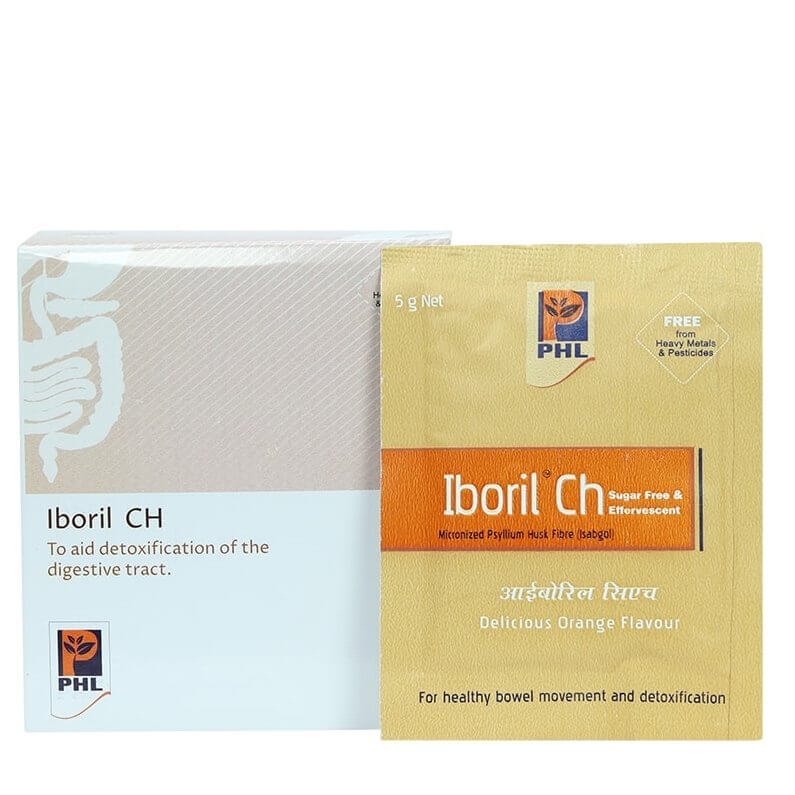 Iboril Ch Powder (Pack of 15 Sachets x 5g)