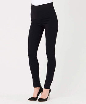 Suzie Super Straight Pant Black
