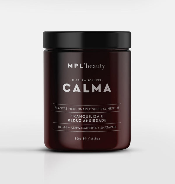 Calm: Cocoa Soluble Beverage