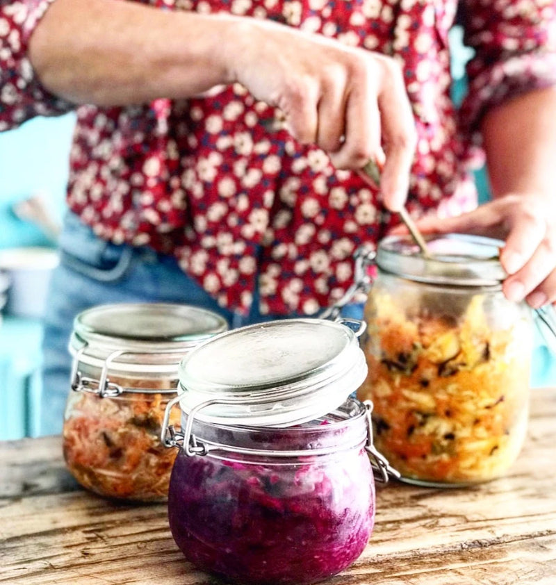 Intestinal Health Workshop + Probiotics + Fermented Foods