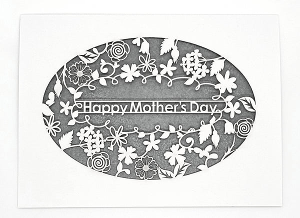 Mother's Day · Wreath of Flowers