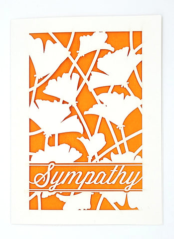 Sympathy · California Poppies
