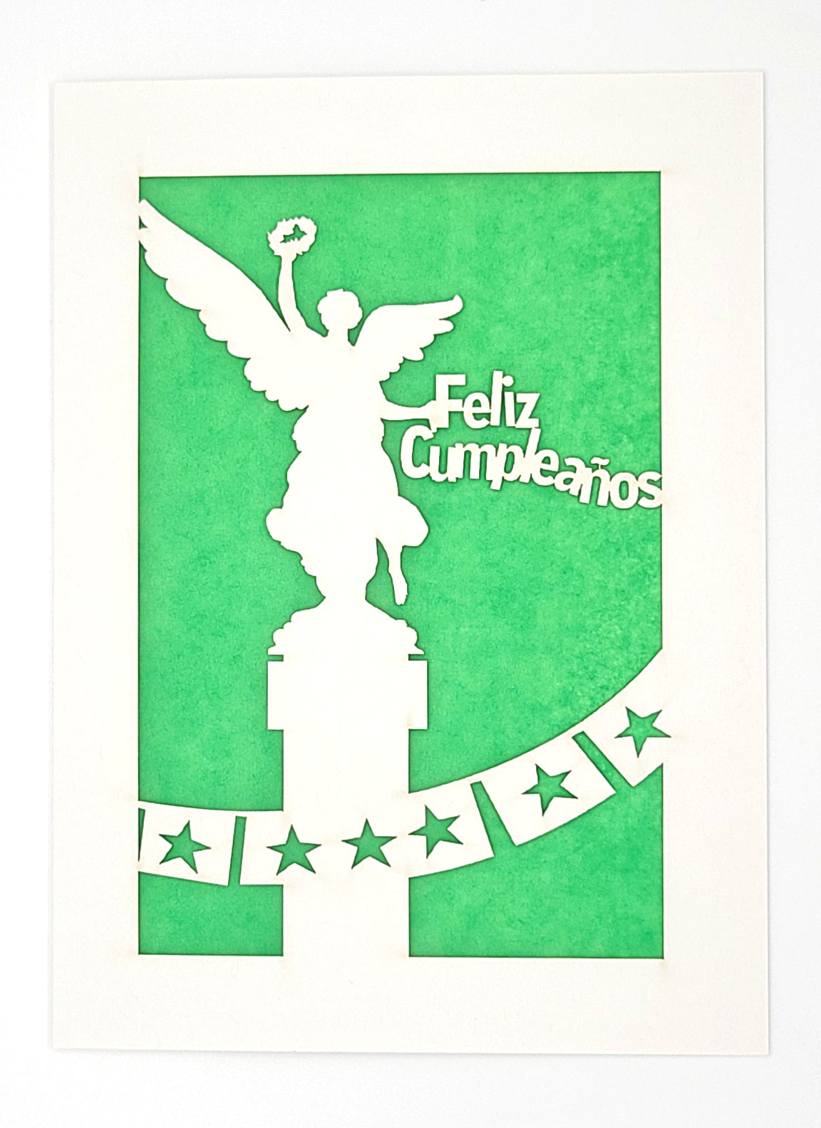 Feliz Cumpleaños · Angel of Independence