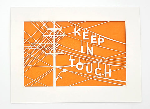 Keep in Touch · Telephone Line