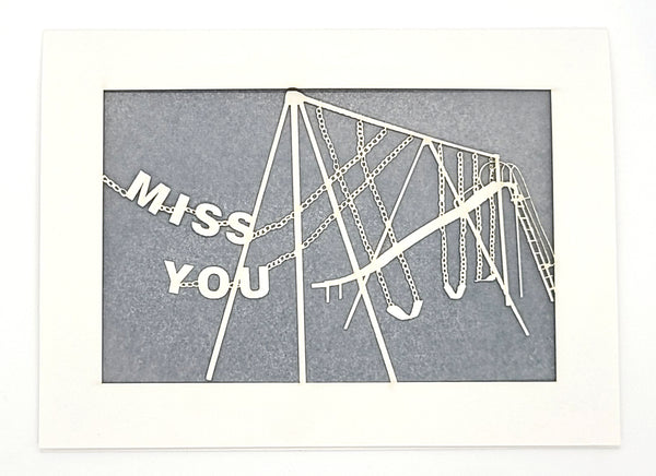 Miss You - Swing Set