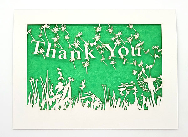 Thank You · Dandelion Seeds