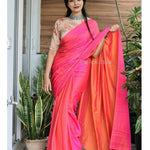 8 Sets Malai Silk Indian Sarees Online Shopping