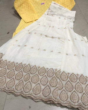 Buy any 10 Cotton Chikankari Kurti And Cut Work Sharara Suits
