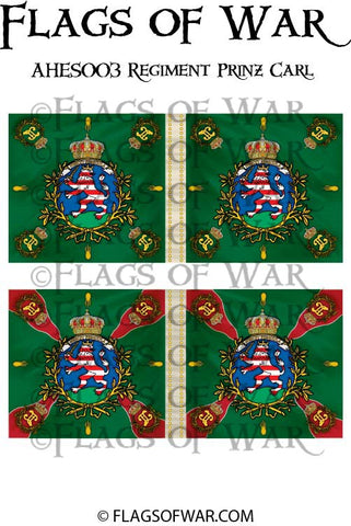AHES003 Regiment Prinz Carl