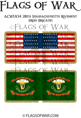 ACWU04 28th Massachusetts Regiment (Irish Brigade)