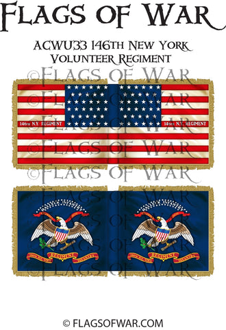 ACWU33 146th New York Volunteer Regiment