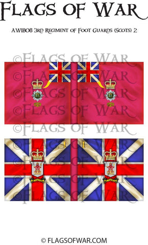 AWIB08 3rd Regiment of Foot Guards (Scots) 2