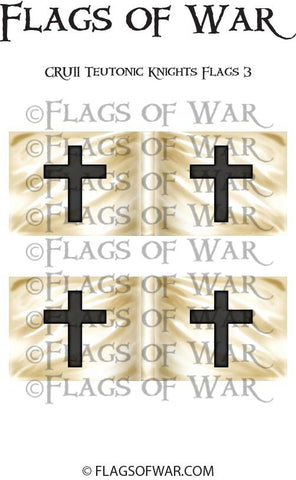 CRU11 Teutonic Knights Flags 3